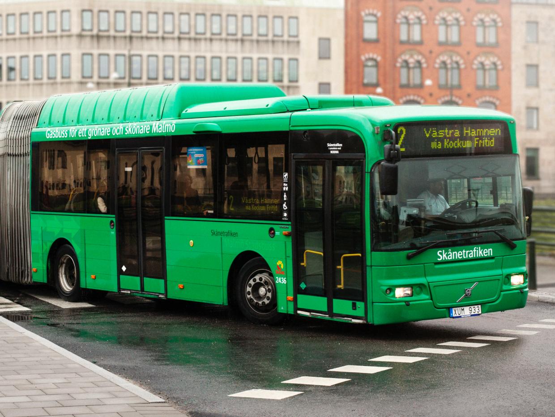 Bionds biogas säljs som förnybart drivmedel för bussar, personbilar eller lastbilar.